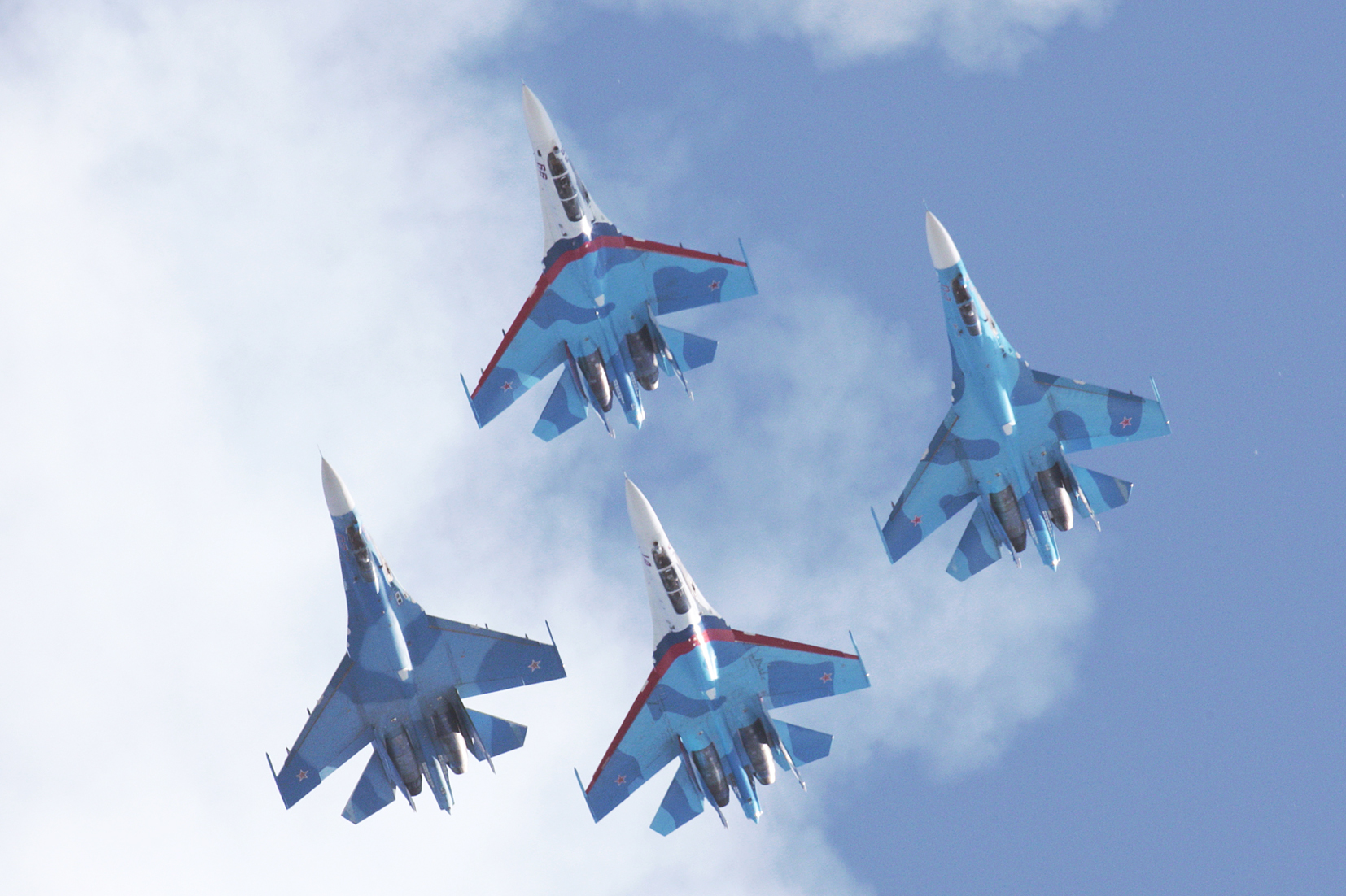 The Sukhoi Aircrafts Photo Collection
