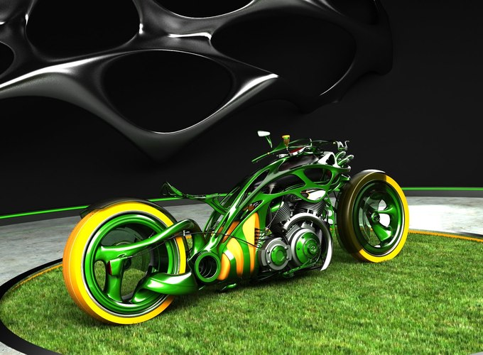 ex13 1 60000 thumb 680x500 180077 Cars And Motorcycles Of The Future