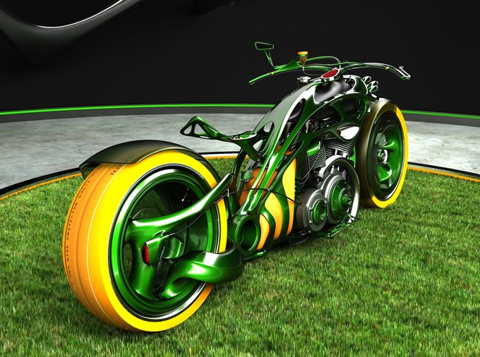 ex13 1 70000 thumb 680x506 180079 Cars And Motorcycles Of The Future