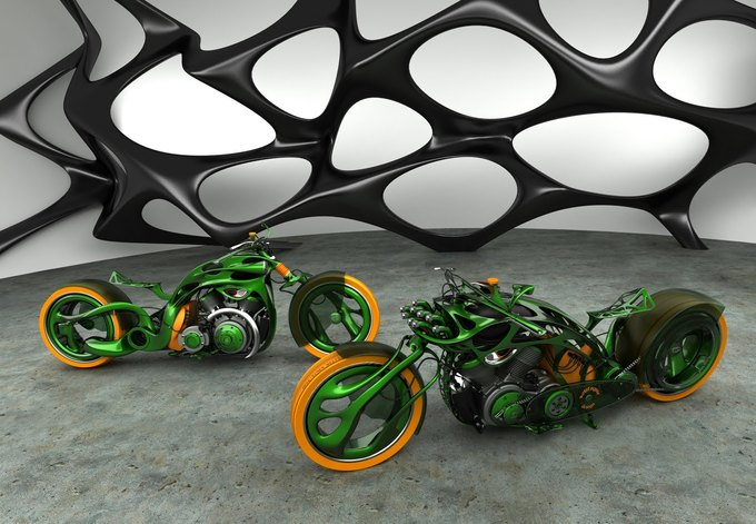 ex13 two thumb 680x471 180081 Cars And Motorcycles Of The Future