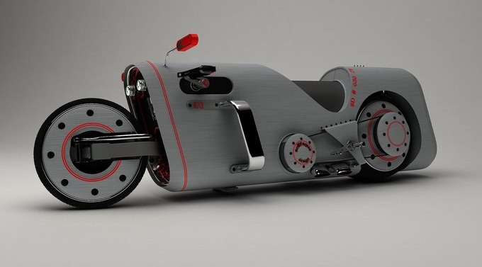 ex16 v2v60000 thumb 680x377 180093 Cars And Motorcycles Of The Future