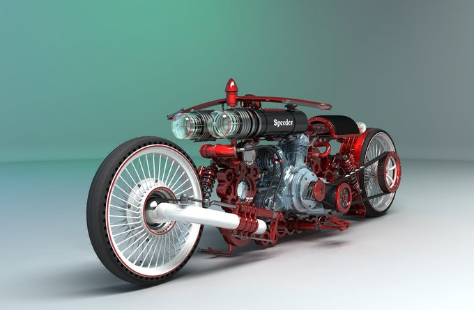 ex18 40000 thumb 680x446 180101 Cars And Motorcycles Of The Future