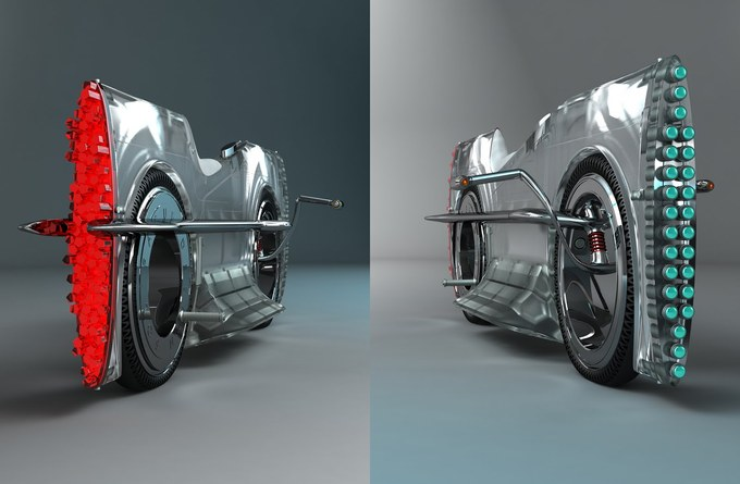 ex33vid50000 thumb 680x445 180167 Cars And Motorcycles Of The Future
