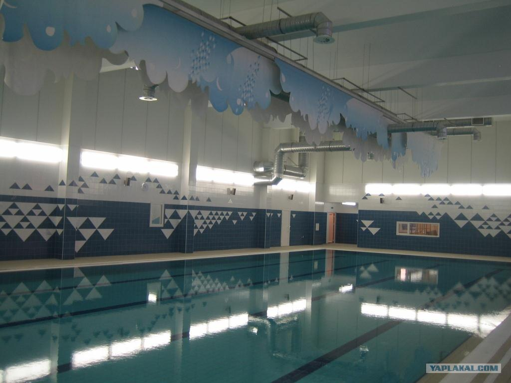 How Swimming Pools Are Built?