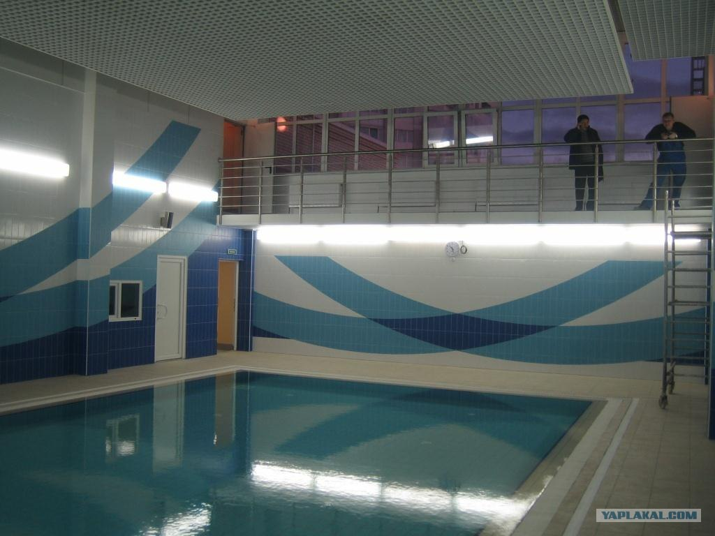 How Swimming Pools Are Built English Russia Page 3