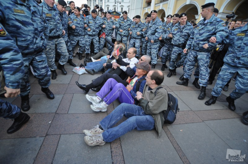 2011 Best Photographs Of Russia. Nomination Events/Everyday Life