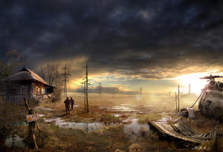 Post-Apocalyptic Art