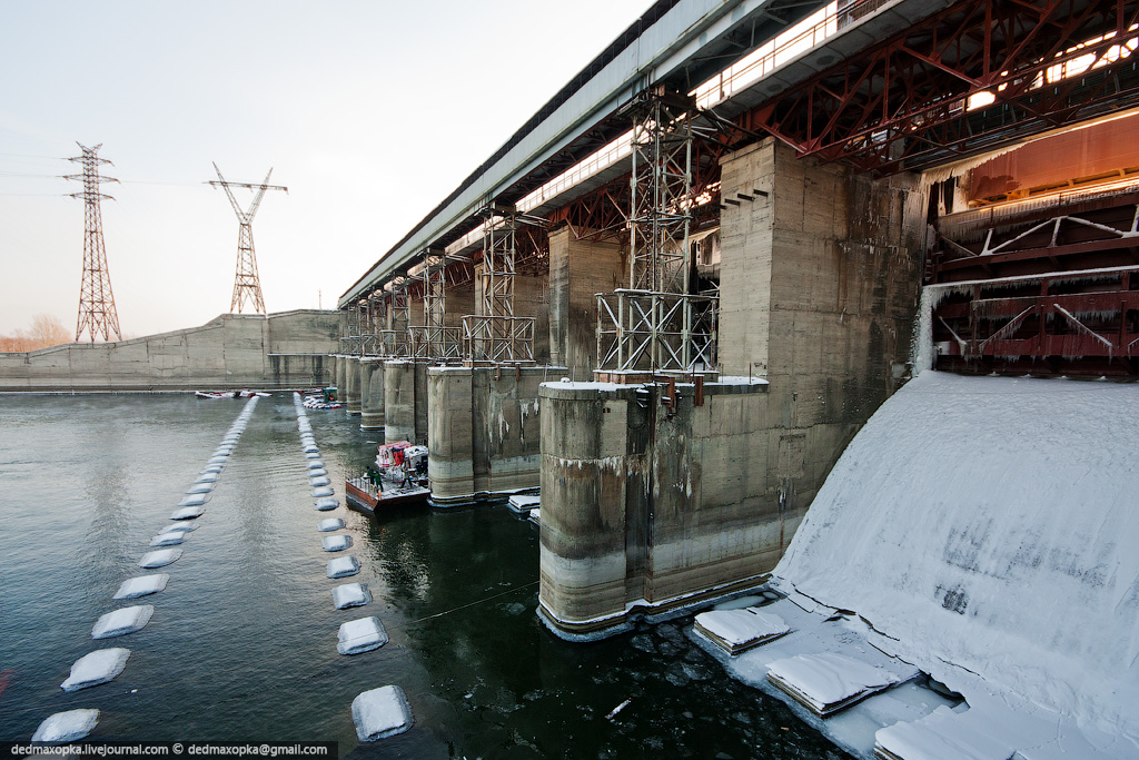 Another Tour Of Novosibirsk HPP