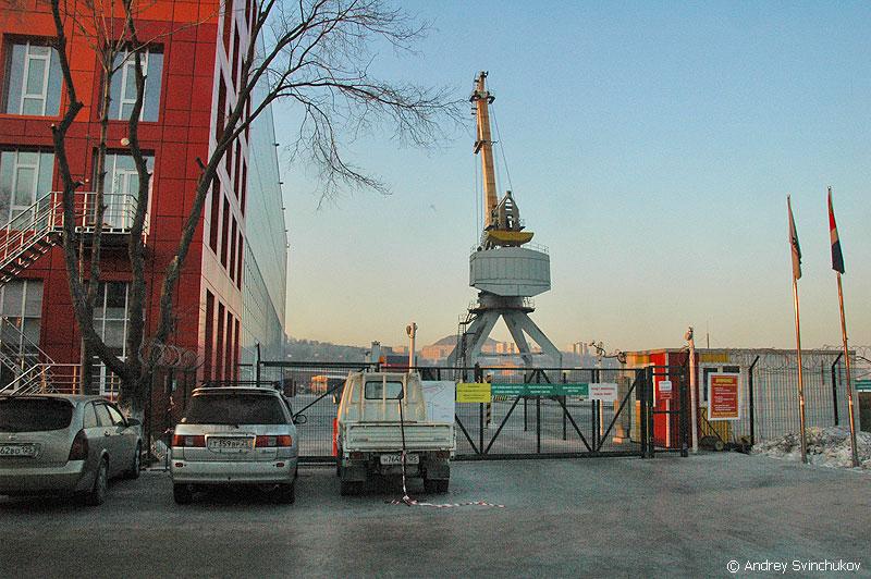 Assembly Of Offroaders In Vladivostok