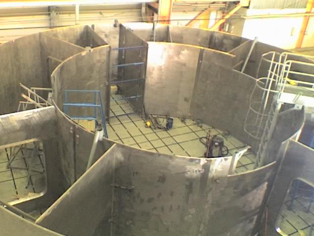 Building A Block With a Sodium Reactor