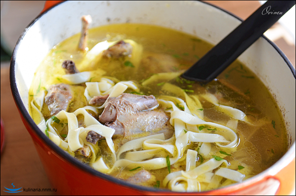 Pigeon Soup, Why Not?
