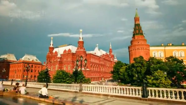 Beautiful Timelapse Moscow