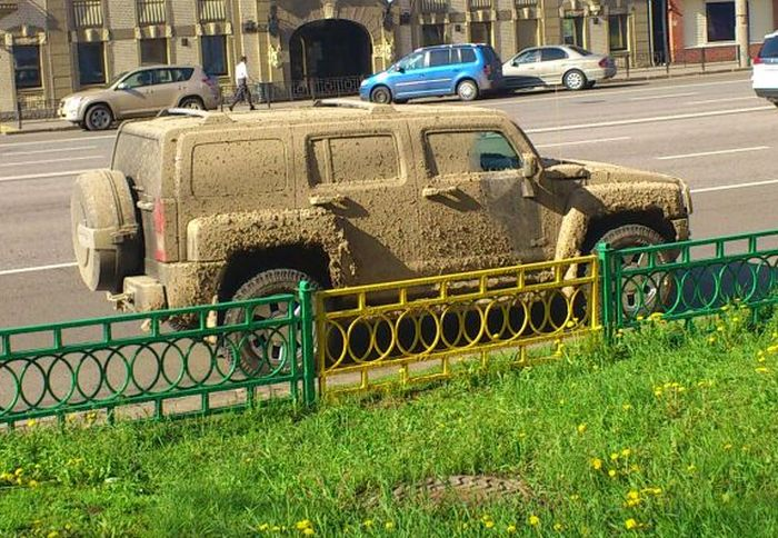 News From Russian Roads, Part 59