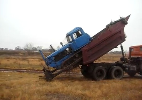 Video Selection, Part XVIII. Heavy Trucks Edition