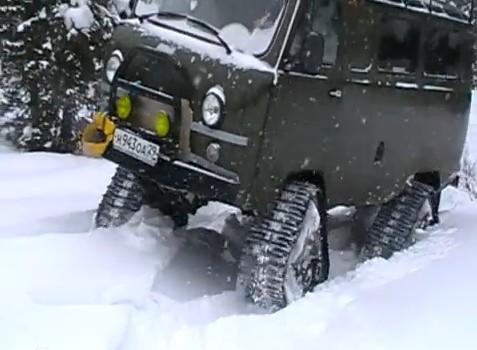 Proper Car For High Snow