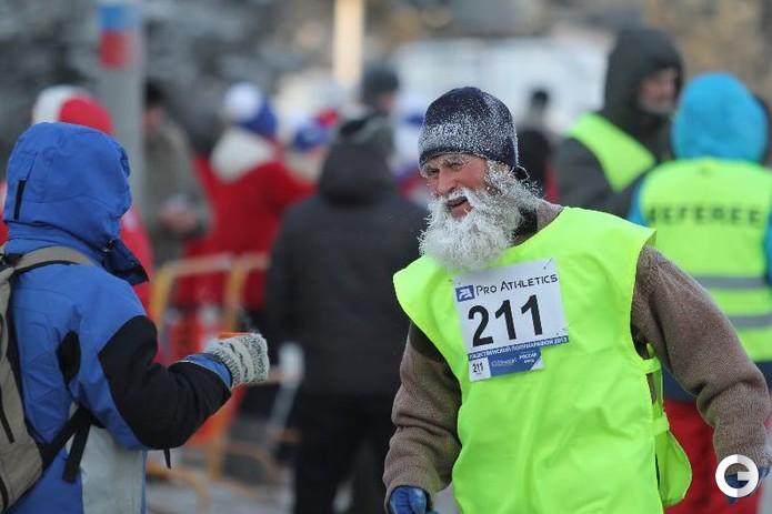 Freezing Cold Marathon
