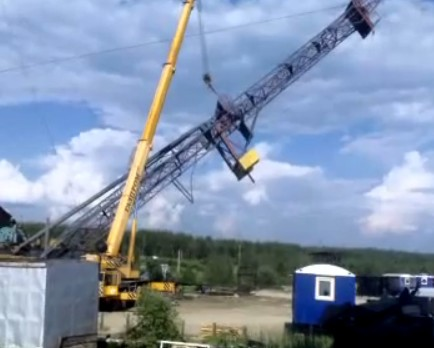 Another Collapse of the Crane