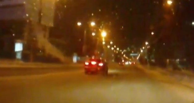 Video: Launching Fireworks From the Car