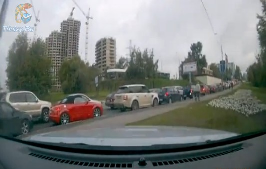 Video: The Car Breaks All the Rules