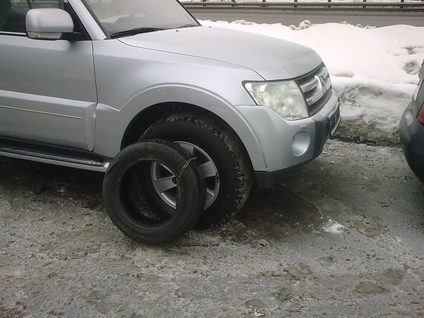 News From Russian Roads, Part 65