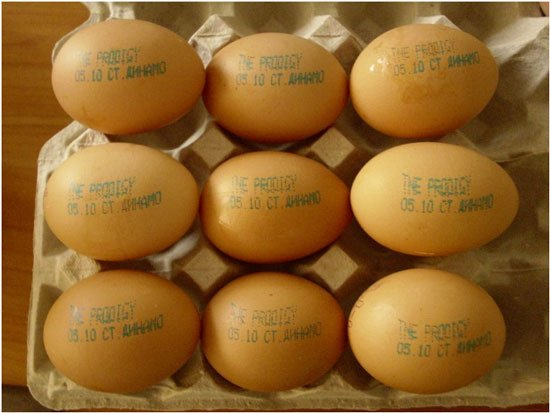 Classified Eggs