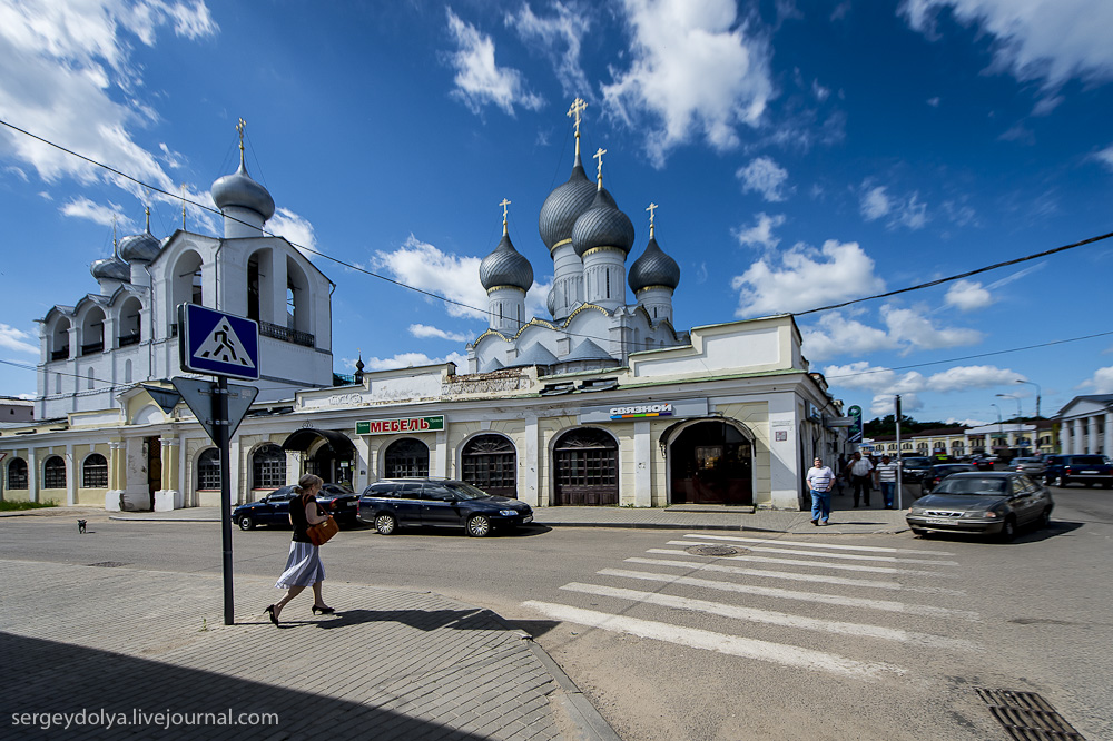 Nice Kremlin of Rostov