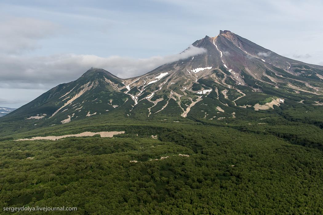 Birds Eye Views of Kamchatka
