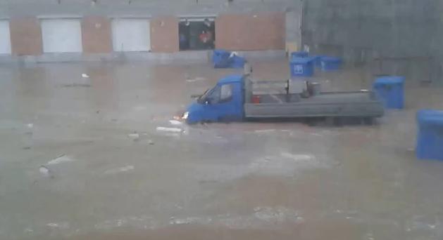 Russian Never Sinking Truck