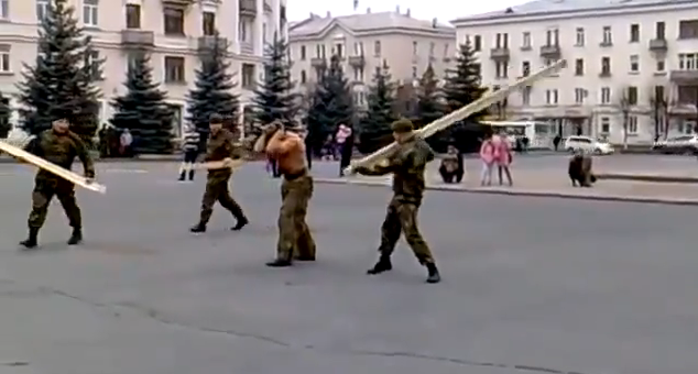 Performance of Soldiers Goes Wrong