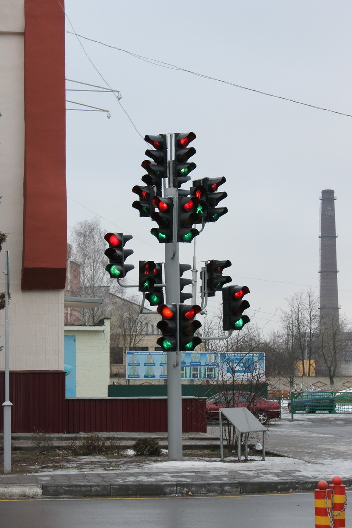 Belorussian Police Has Its Own Christmas Tree