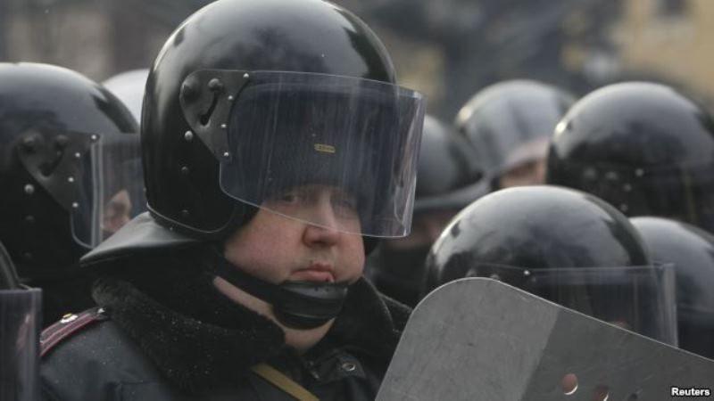 Ukrainian Berkut Fighter