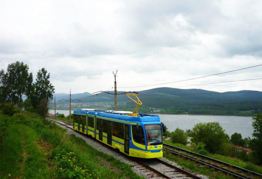 Metro Rail Tram System for a tiny Village in Siberia
