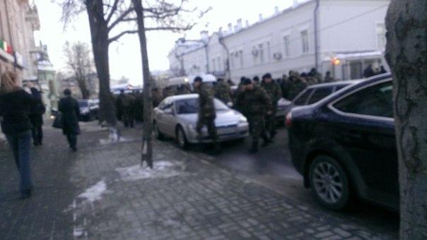 More Troops on Streets in Kazan