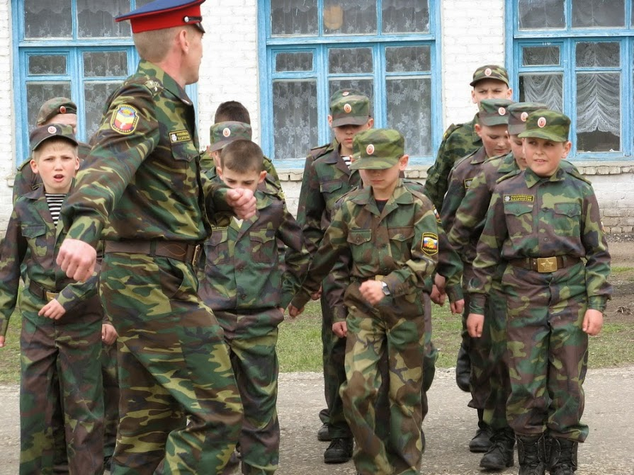 How to become a Cossack