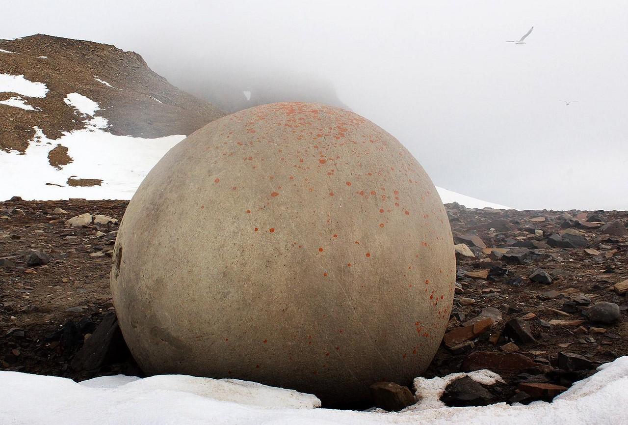 Mysterious Stone Balls