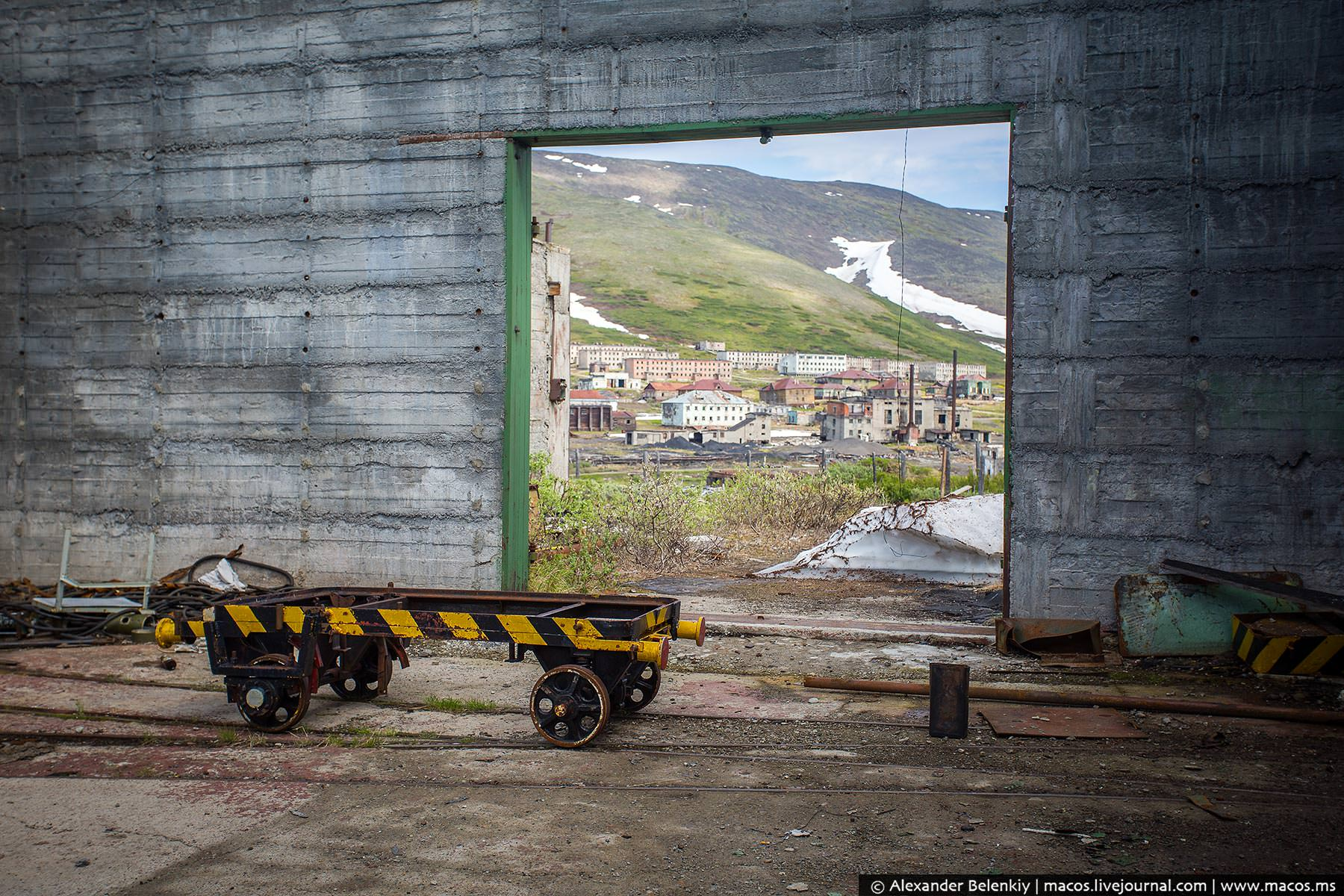 Once A Super Secret Russian City Fully Abandoned Today