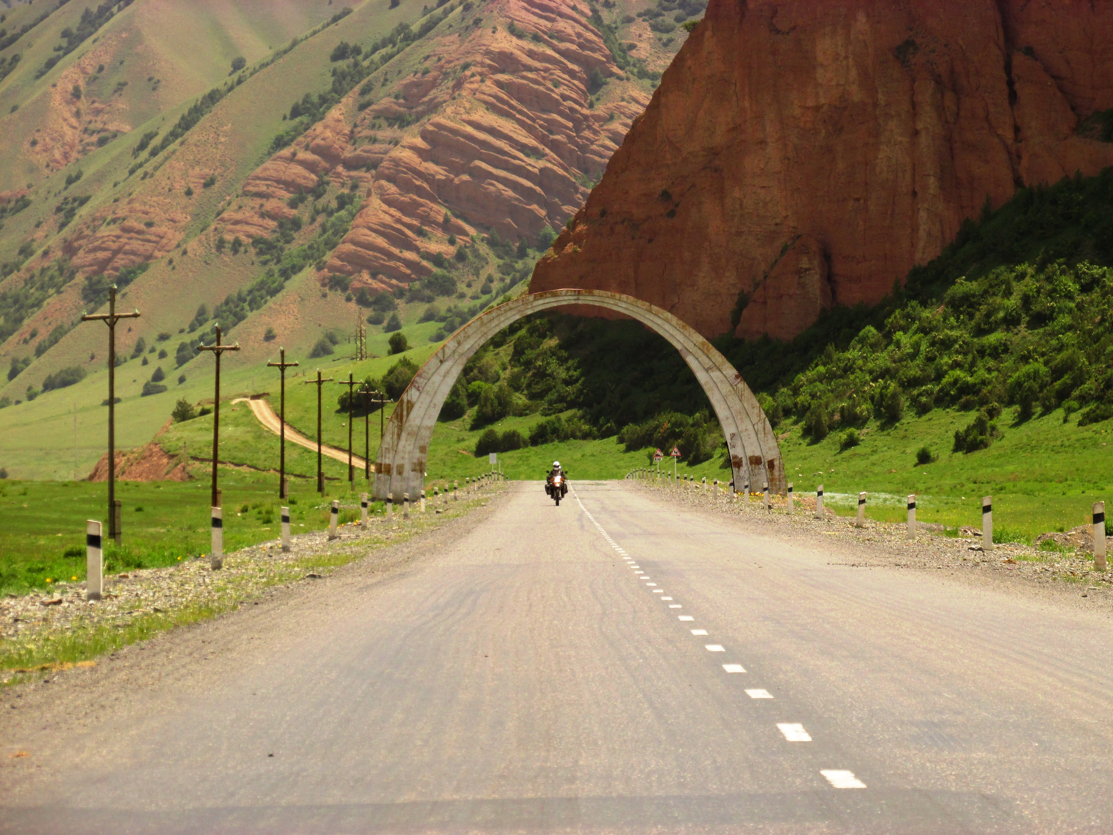 Silk Road Adventure 2014: trip to the Stans part 1