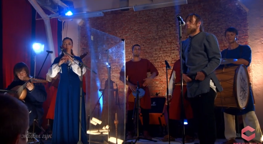 Medieval Metallica by Belarussian Band