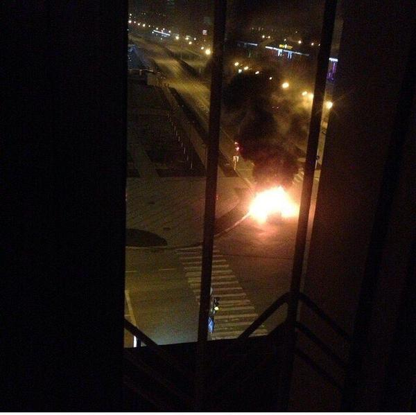 Heavy Armed Clashes in Grozny, Chechnya, Right Now [updated]