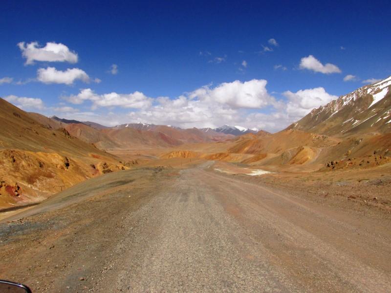 Pamir, Road to Murgab