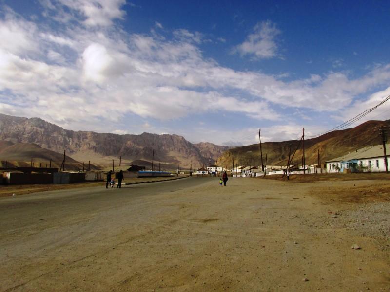 Pamir, Murgab