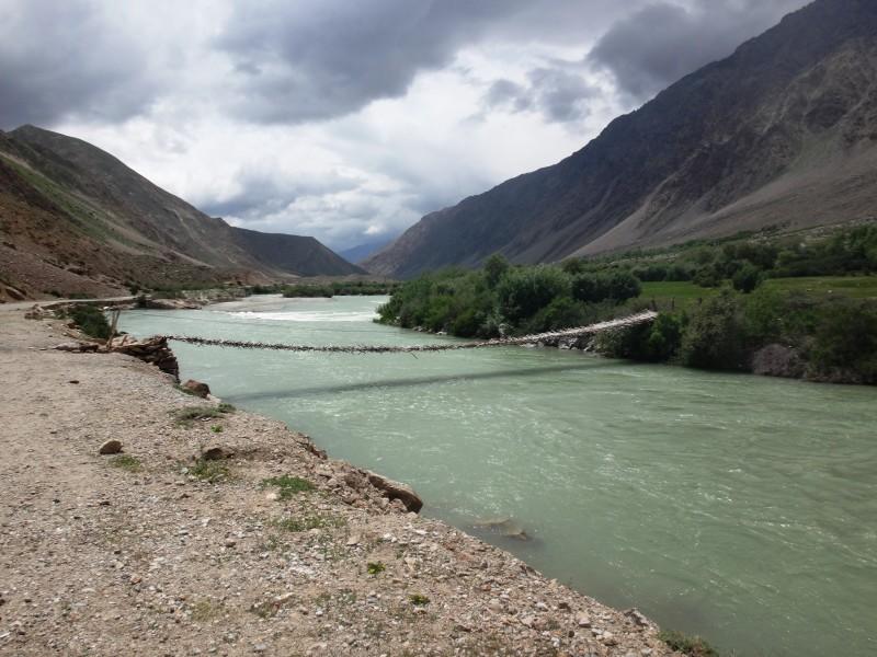 Pamir, Murgab-Khurog