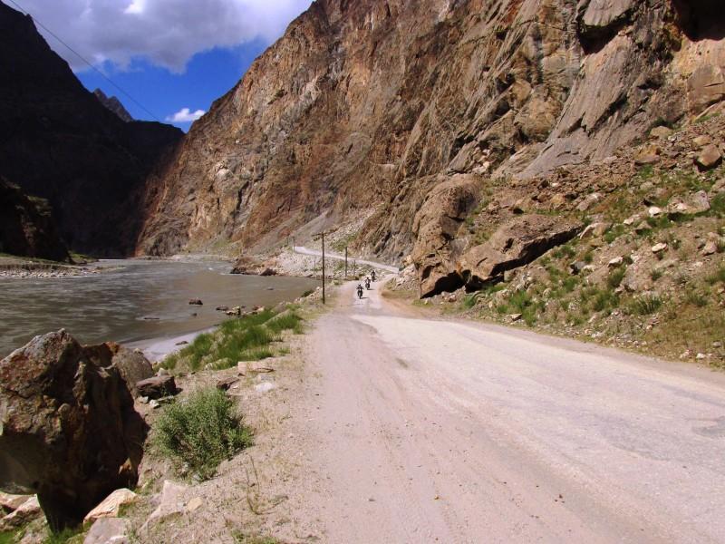 Pamir, Khorog-Kulab