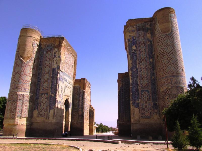 Shahrisabz, Timur's summer palace