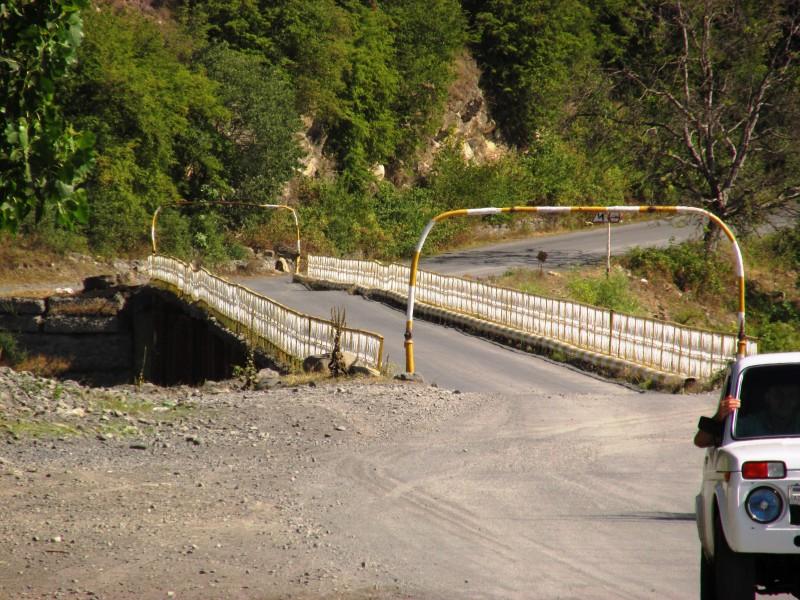 Road to Saki
