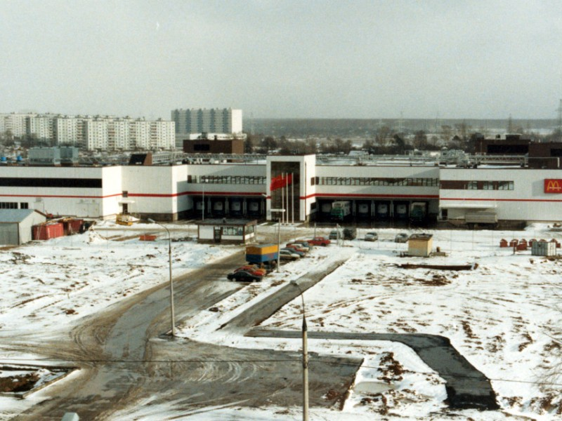 7 things you didn't know about McDonald's in Russia