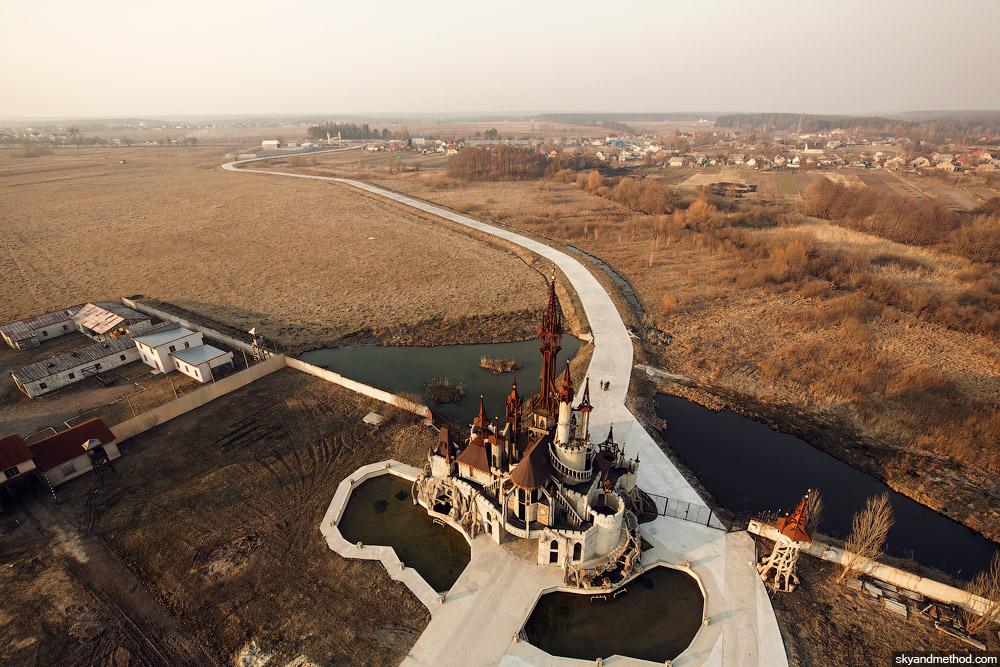 Awesome Castle near Kiev
