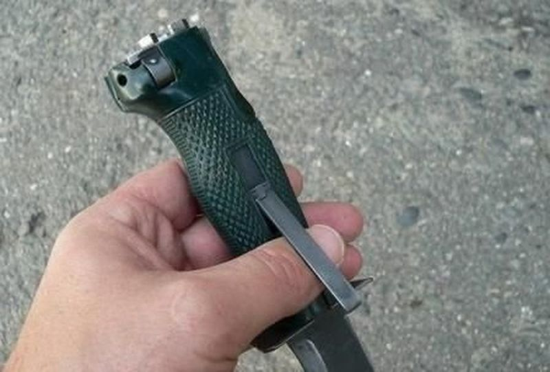Special Soviet Shooting Knife