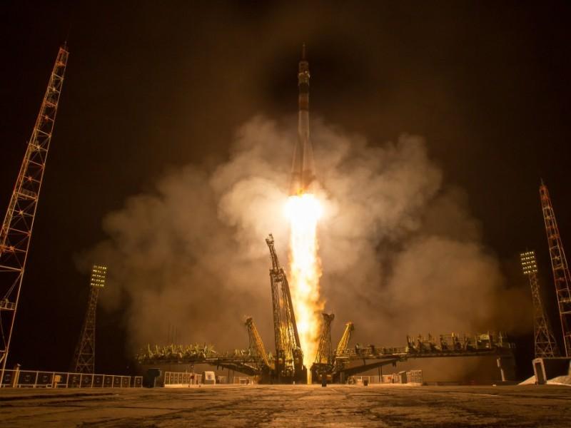 Cosmodrome Baikonur