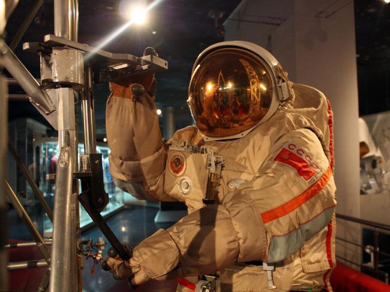 USSR cosmonaut space suit